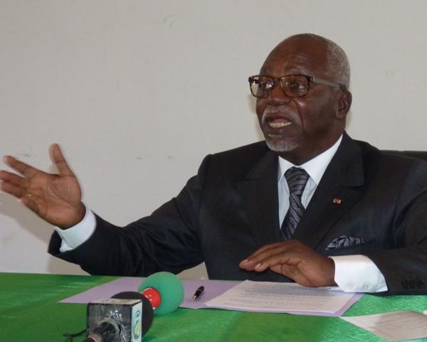 Guy Nzouba Ndama a présenté son projet de société « Gabon d'abord)