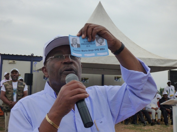 Présidentielle 2016 : Libreville dans la fièvre de la campagne
