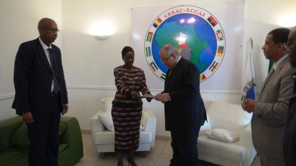 Le Rwanda regagne sa place dans la CEEAC