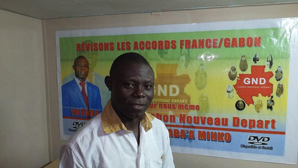 Urgent : Roland Désiré Aba'a Minko se retire pour Jean Ping