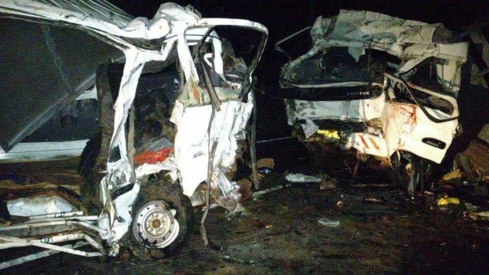 Un numéro vert suite à l'accident qui a tué 18 personnes