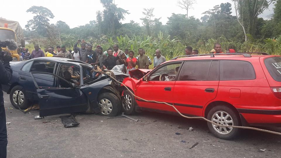 Plusieurs blessés graves dans trois accidents de circulation sur le tronçon Kango – Bifoun