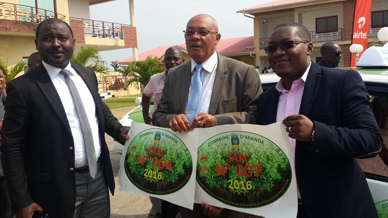 Partenariat Airtel-Commune d'Akanda : Des vignettes pour préserver l'environnement