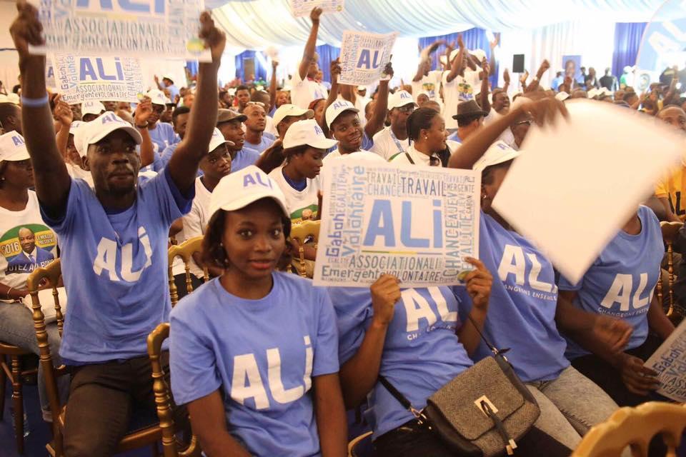 Plateforme AJEV : Un forum pour mobiliser les potentiels électeurs en faveur du candidat Ali Bongo