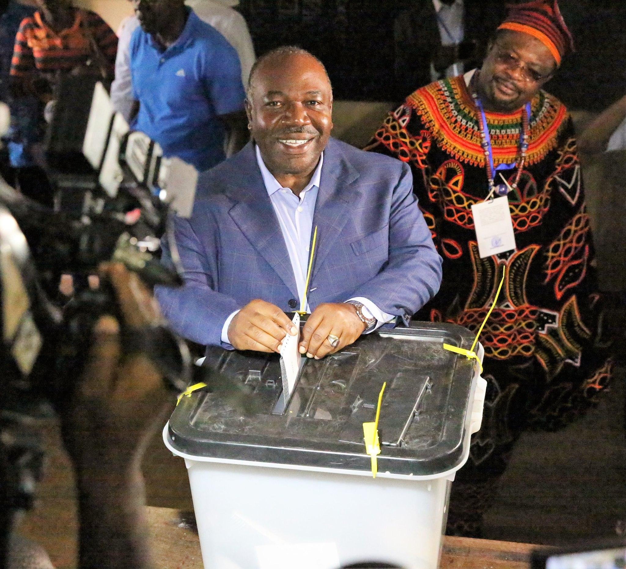 Le résultat de cette élection, quel qu'il soit, sera accepté (équipe de campagne d'Ali Bongo)