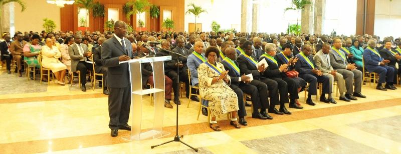 Les cadres de l'Estuaire @ Gabonactu.com