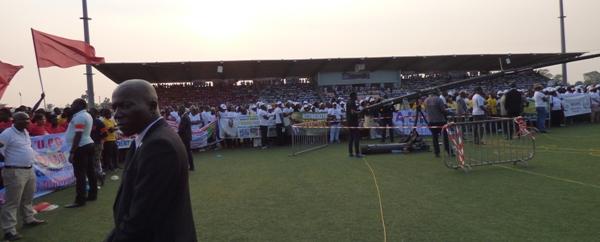 Ali Bongo fait observer une minute de silence pour les 18 morts de Kango