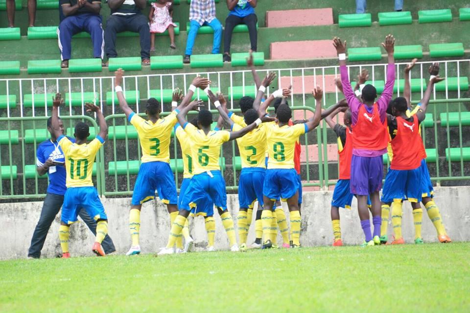 Les Panthères U17 éliminent les Fennecs d'Algérie (1-0)