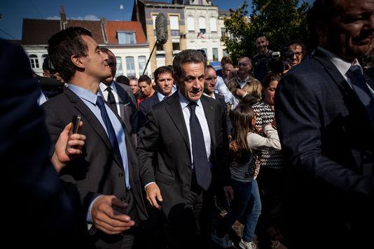 France : Le meeting de Nicolas Sarkozy perturbé par une dizaine d'étudiants gabonais