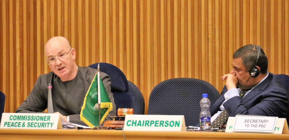 Urgent : le conseil de sécurité de l'UA demande l'envoi des observateurs à la Cour constitutionnelle gabonaise