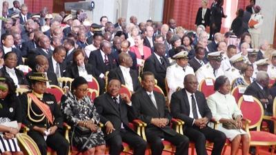 Une vue partielle des invités @ Gabonactu.com
