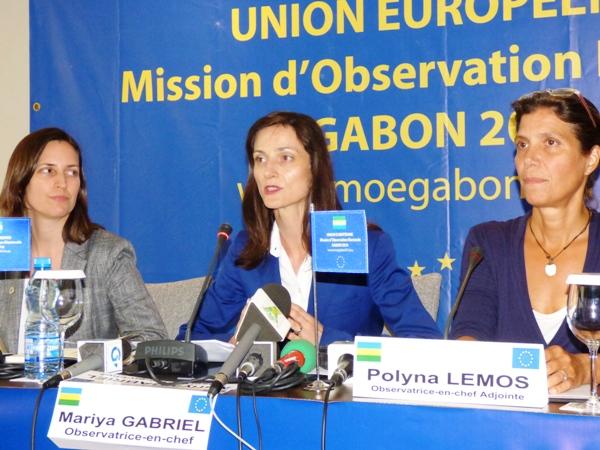 L'UE regrette que la Cour Constitutionnelle n'ait pas été en mesure de rectifier de manière satisfaisante les anomalies observées lors du recensement des votes