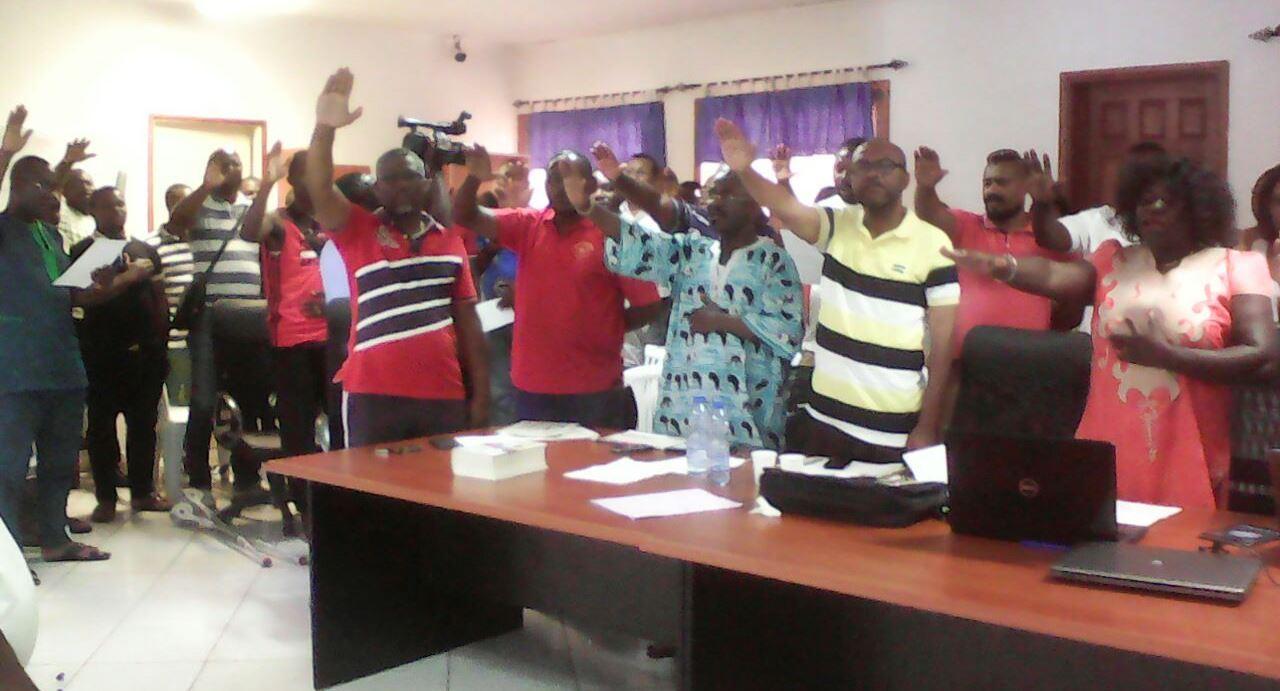 Grève chez Maurel & Prom : les employés demandent le départ du DG