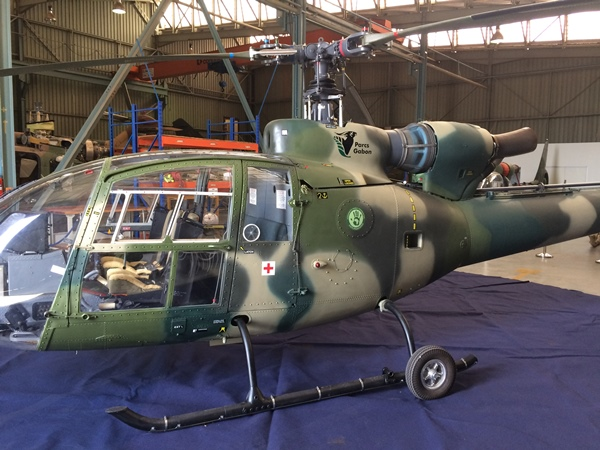 Le sud-africain Ichikowitz arrive au Gabon avec les armes pour terroriser les braconniers