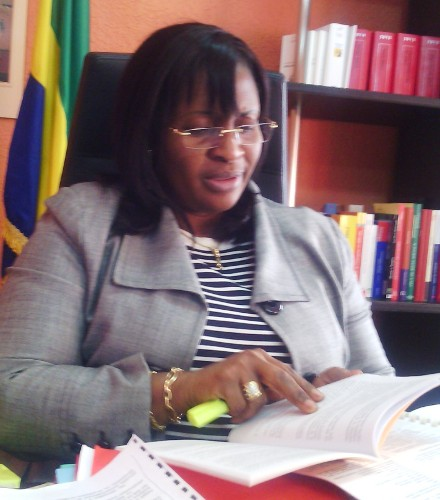 Sidonie Flore Ouwé promue à la Cour d'appel administrative