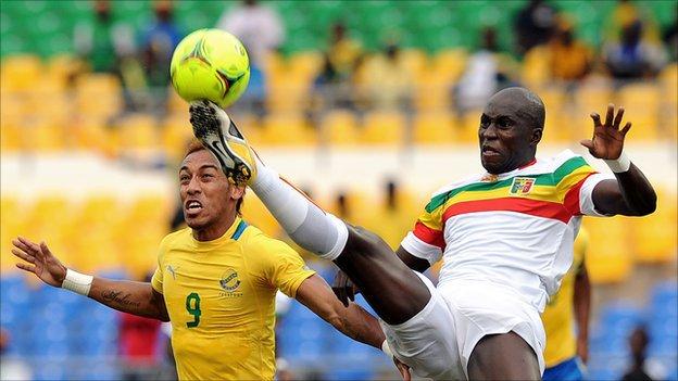 Eliminatoires mondial 2018 : le Gabon ramène 1 points de Bamako