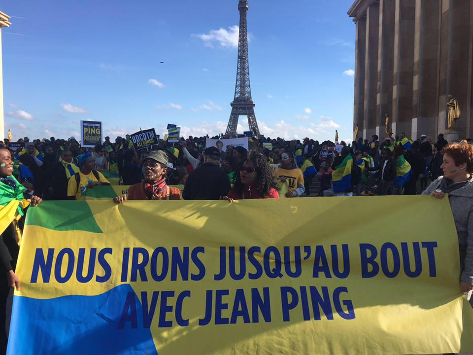 Jean Ping annonce son retour prochain au Gabon