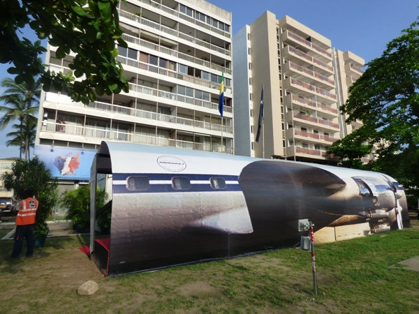 Air France retrace ses 70 ans de présence au Gabon dans une exposition à Libreville