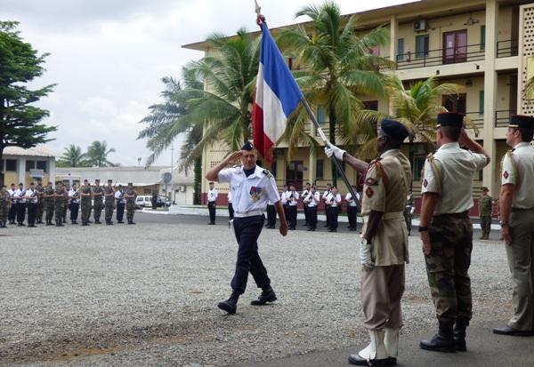 Français et gabonais ont commémoré l'armistice ou la fin de la 1ère guerre mondiale