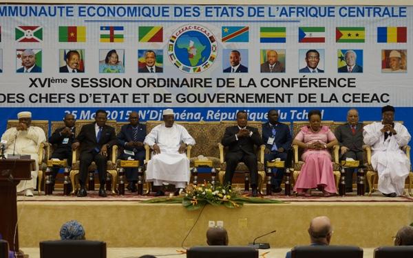 Cinq chefs d'Etat de la CEEAC attendus à Libreville pour consolider le pouvoir d'Ali Bongo Ondimba