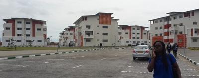 Une vue de la cité @ Gabonactu.com