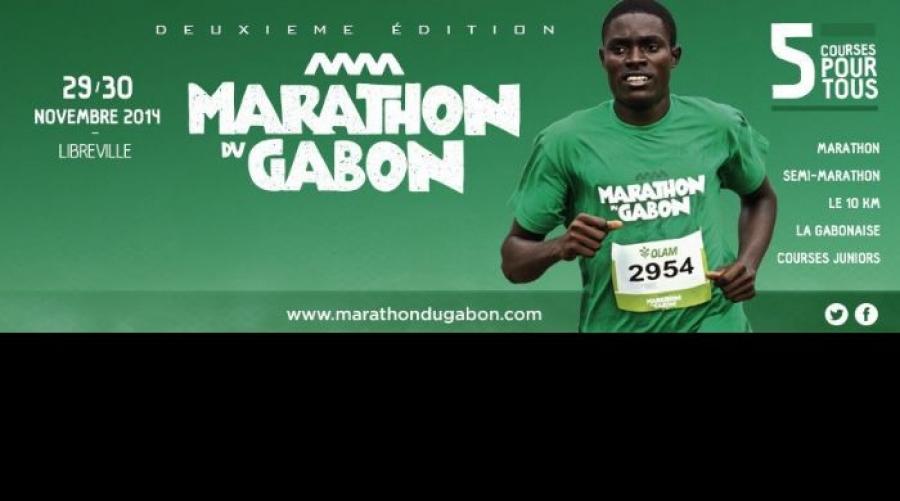 13 000 coureurs attendus à Libreville pour la 4ème édition du Marathon du Gabon