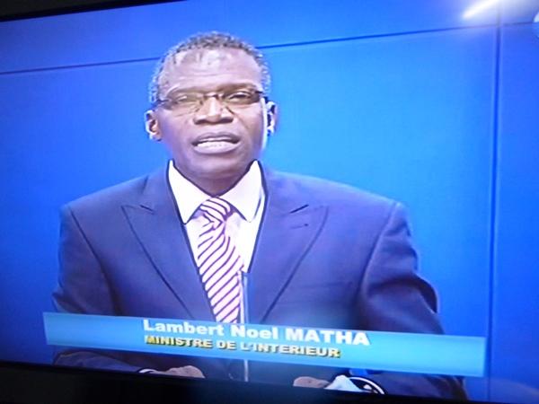 Le ministre de l'Intérieur a battu le fer pendant qu'il était encore très chaud @ Gabonactu.com