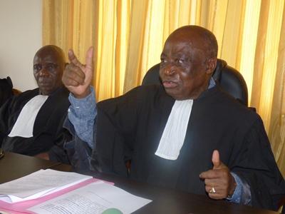 Le Bâtonnier de l'ordre des avocats du Gabon @ Gabonactu.com
