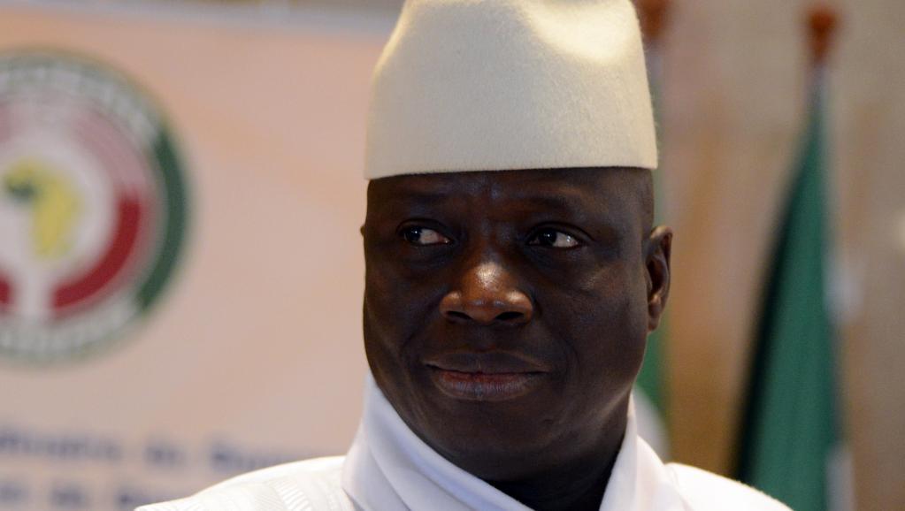 Gambie: Yahya Jammeh rejette les résultats de l'élection présidentielle