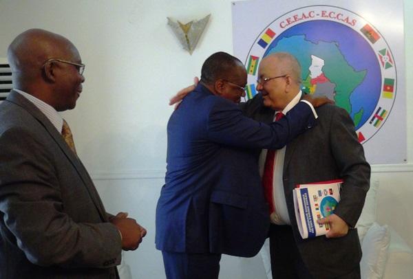 La CEEAC et l'UNOCA renforcent leur entente contre l'insécurité et le sous développement en Afrique centrale