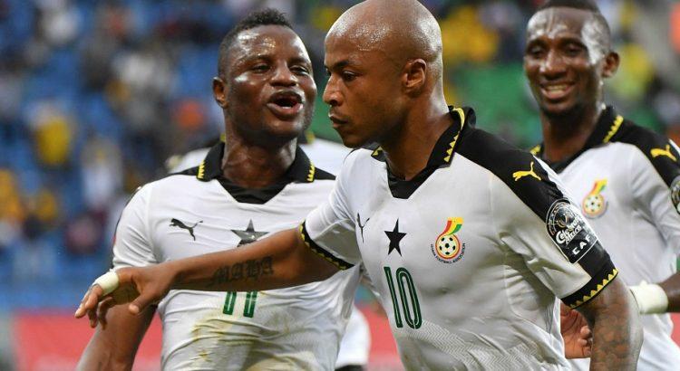 CAN 2017 groupe D : le Ghana qualifié, l'Egypte se relance et le Mali dans l'incertitude
