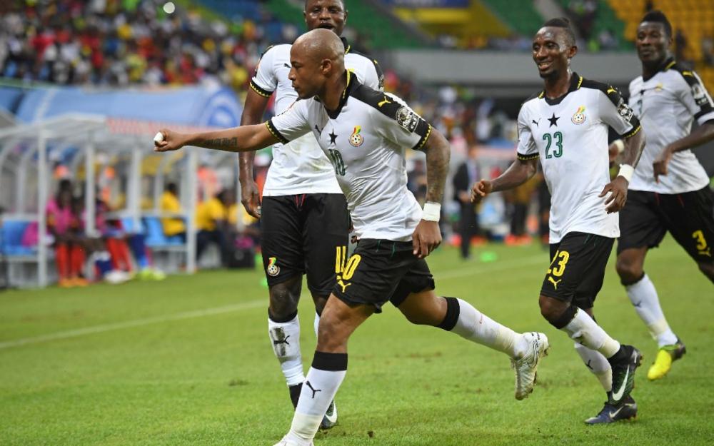 CAN 2017 : le Ghana élimine la RDC (2-1) et se qualifie en demi-finales