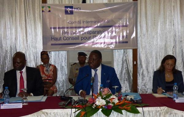 Le HCI, une nouvelle trouvaille pour relancer l'économie gabonaise