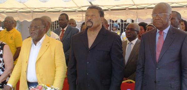 Louis Gaston Mayila favorable aux élections législatives