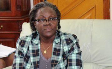 Nicole Assélé hospitalisée  à Libreville dans un état conscient (proche)