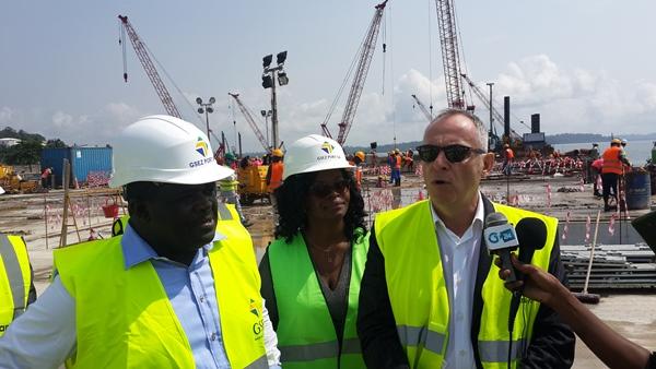 Olam dotera le Gabon d'un nouveau port de marchandises en 2017