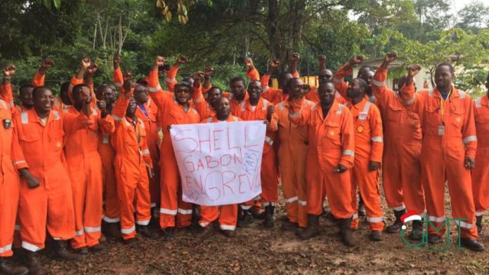 Shell Gabon, la grève est finie  !
