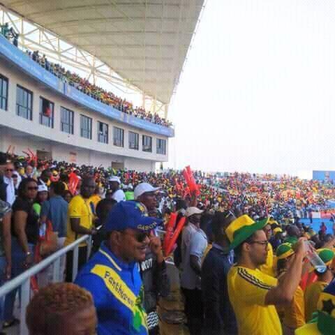 CAN 2017: dangereux service minimum des Panthères du Gabon à l'ouverture (1-1)