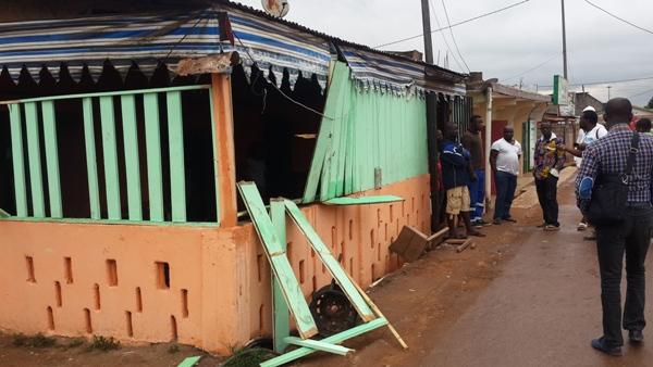 CAN 2017 : des violences ont éclatées à Bitam après l'élimination des Panthères