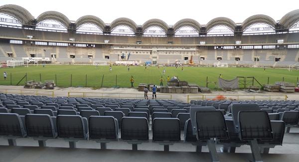 33 milliards de FCFA pour achever les travaux du stade Omnisports Omar Bongo