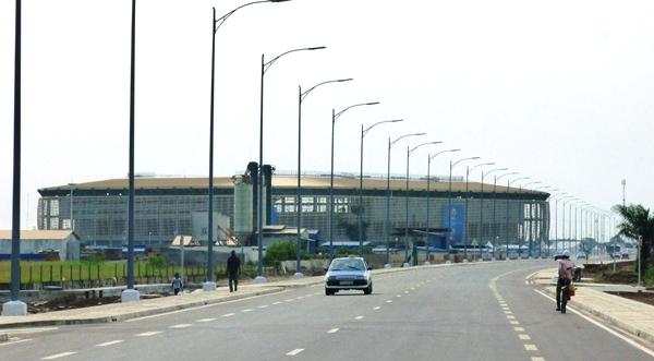 Le stade de Port-Gentil sera inauguré ce lundi