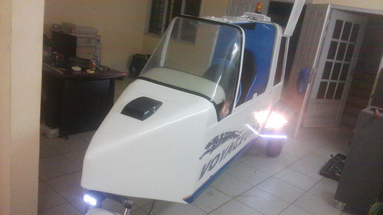 La première voiture made in Gabon sera exposée ce lundi à Libreville