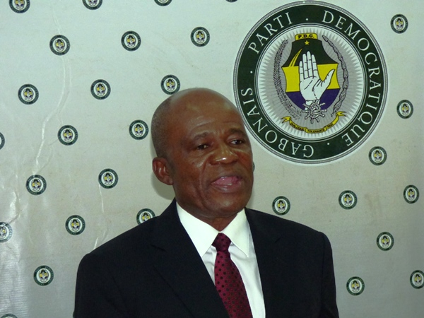 Dialogue d'Ali Bongo : la date, le lieu et l'ordre du jour seront bientôt connus (Boukoubi)