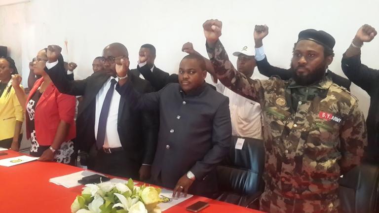 Non au dialogue national sans la jeunesse gabonaise (CJGA)