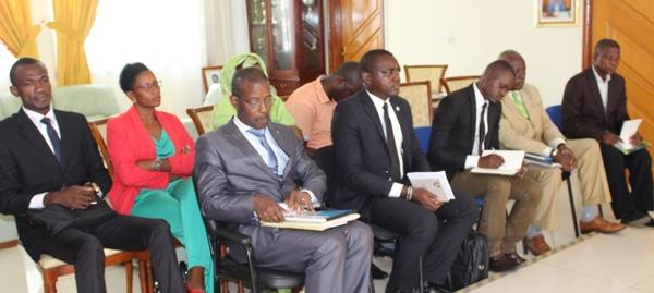 Election du président du conseil national de la jeunesse le 25 mars prochain