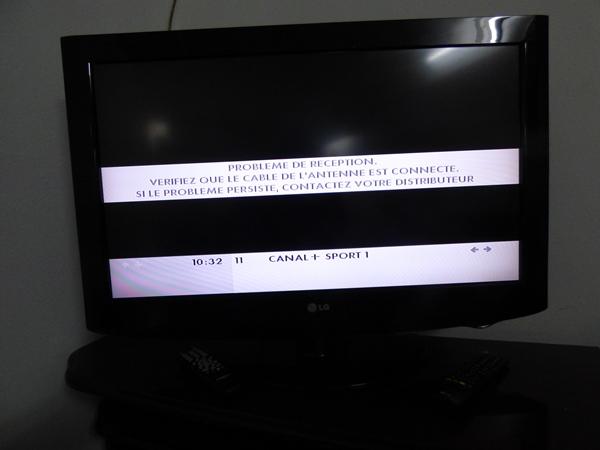 Zéro image à la télé durant le duel PSG / Barcelone