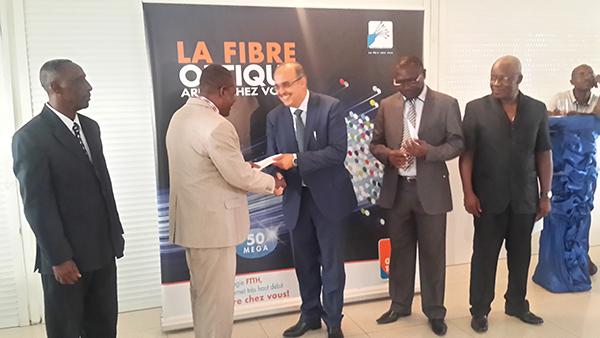 Gabon Télécom honore  ses retraités dont un de 39 ans de services