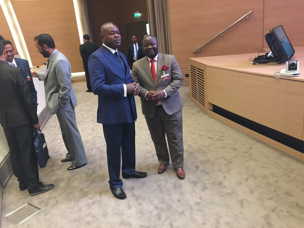 Le Gabon à la conférence africaine d'Alger sur la gouvernance d'Internet