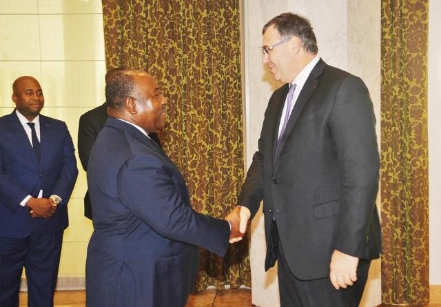 Total maintiendra ses engagements au Gabon, selon son PDG
