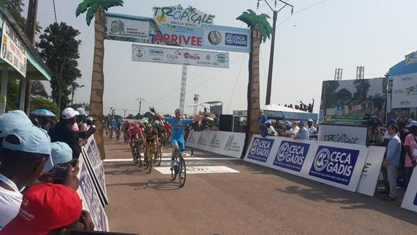 Urgent / Tropicale Amissa 2017 : l'espagnol Mikel Aristi Gardoki  remporte la première étape